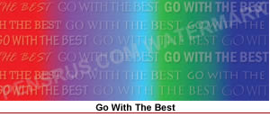 go with the best