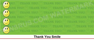thank you smile